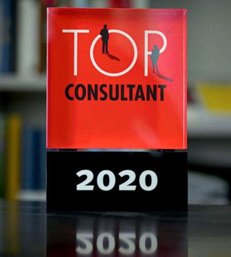 Top Consultant Trophäe