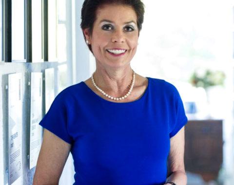 Ein Portrait von Doktor Consuela Utsch