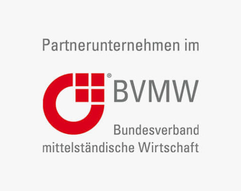 Logo BVMW – Bundesverband mittelständische Wirtschaft, Unternehmerverband Deutschlands e.V.